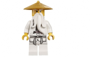 Satisfaction client - Lego Sensei Wu