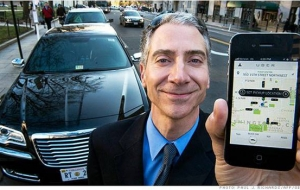 uber vs taxis son v ritable avantage est l 39 exp rience client. Black Bedroom Furniture Sets. Home Design Ideas
