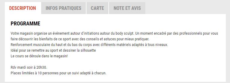 Clients Sinscrivent Sur Internet Ou En Magasin Pour Assister A Des Cours Cerise Le Gateau Les Sont Animes Par Vendeurs Decathlon