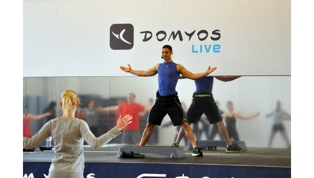 exp 233 rience client en grande forme decathlon transforme ses magasins en salles de sport
