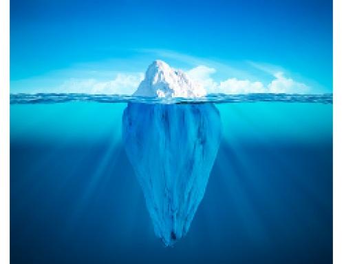 La partie immergée de l'iceberg des réclamations