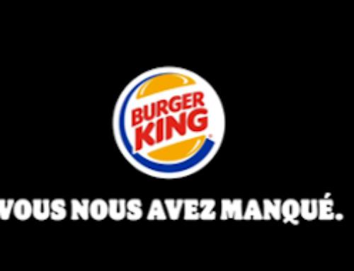 La dernière pub Burger King ose critiquer les clients. Bien vu !